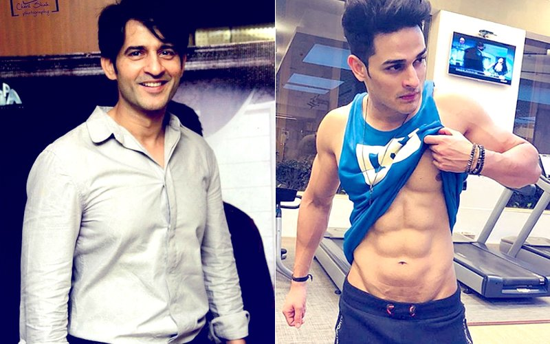 """Biscuit Pe Thoda Kaam Kar,"" Hiten Tejwani Asks Priyank Sharma To Work On His Abs"