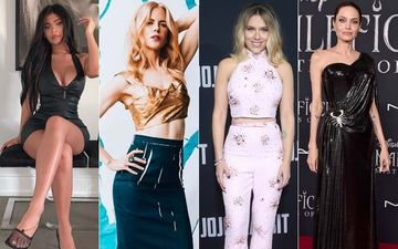 HOLLYWOOD'S HOT METER: Kylie Jenner, Angelina Jolie, Scarlett Johansson Or Nicole Kidman?