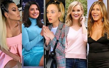 HOLLYWOOD'S HOT METER: Kourtney Kardashian, Jennifer Aniston, Reese Witherspoon, Priyanka Chopra Or Kaley Cuoco?