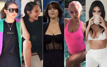 HOLLYWOOD'S HOT METER: Kim Kardashian, Gal Gadot, Gigi Hadid, Lady Gaga Or Monica Bellucci?