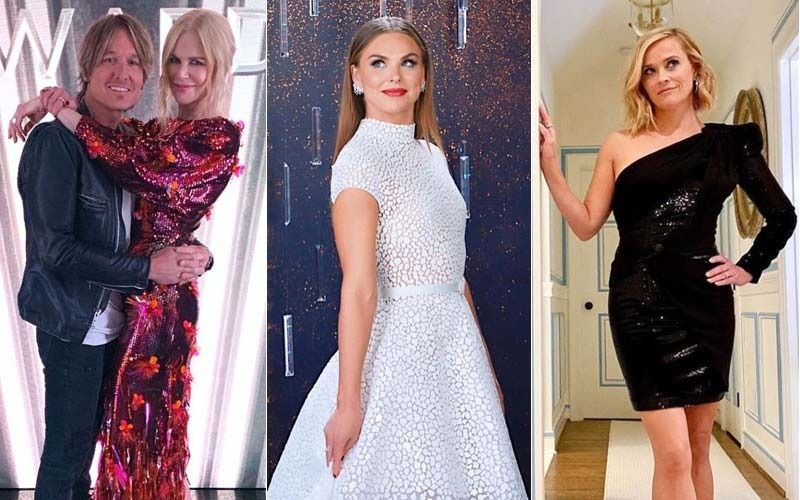 HOLLYWOOD'S HOT METER: Nicole Kidman, Reese Witherspoon Or Hannah Brown - Sparkling Divas At CMA's