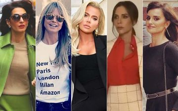 HOLLYWOOD'S HOT METER: Victoria Beckham, Khloe Kardashian, Penelope Cruz, Amal Clooney And Heidi Klum?
