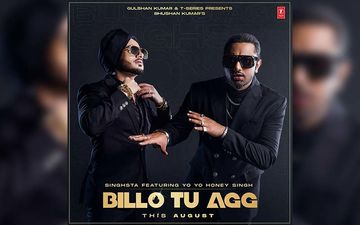 Yo Yo Honey Singh's Song Billo Tu Agg Released