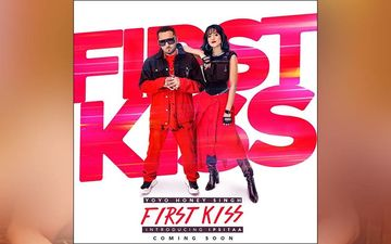 Honey Singh's Next Song 'First Kiss' Poster Released