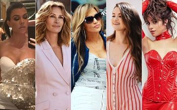 HOLLYWOOD'S HOT METER: Camila Cabello, Jennifer Lopez, Selena Gomez, Julia Roberts Or Kourtney Kardashian?