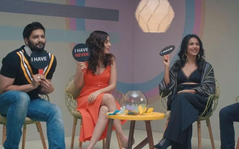 House Arrest: Ali Fazal, Shriya Pilgaonkar, Jim Sarbh And Barkha Singh Play 'Never Have I Ever'; Have Some Epic Responses - EXCLUSIVE