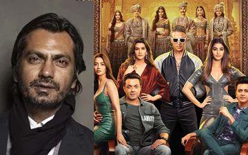Housefull 4: Nawazuddin Siddiqui Gets A Spooky Makeover As Exorcist Ramsey Baba For Akshay Kumar Starrer