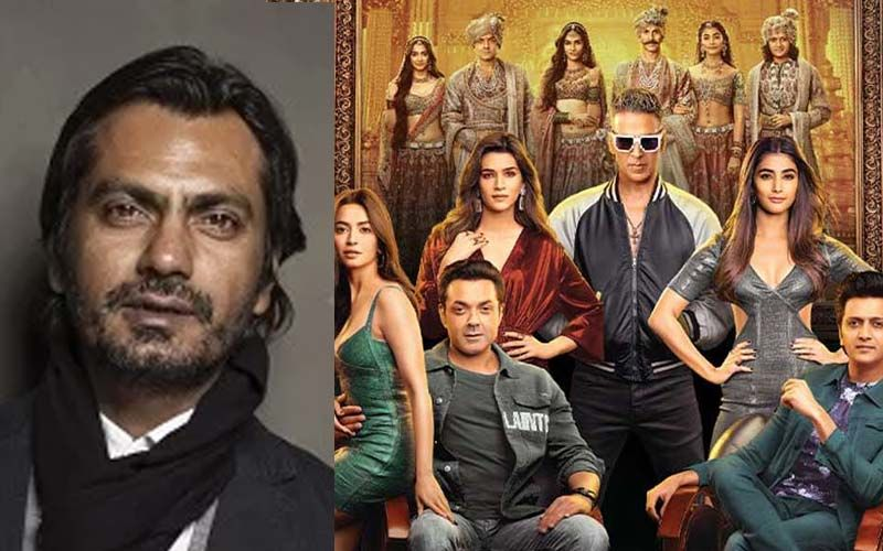 Housefull 4: Nawazuddin Siddiqui Gets A Spooky Makeover As Exorcist Ramsey Baba For Akshay Kumar Starrer
