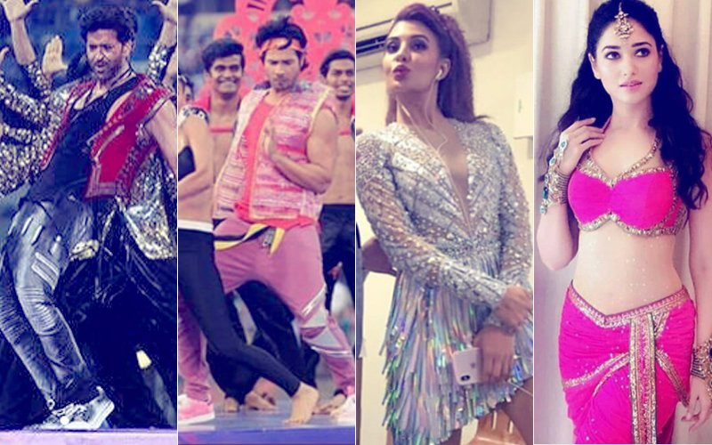 IPL Opening Nite: Hrithik Roshan, Jacqueline Fernandez, Varun Dhawan & Tamannaah Bhatia Mesmerise Fans