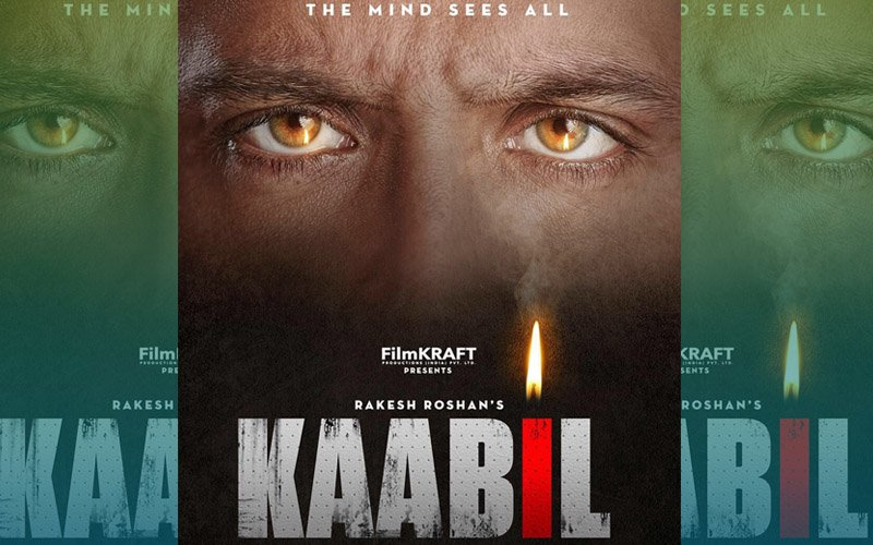 KAABIL TEASER  OUT: Hrithik Roshan's Voice Grabs Attention In The Intriguing Teaser