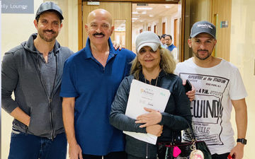 Rakesh Roshan Discharged From Hospital After Surgery