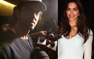 Hrithik Finds Deepika Courageous
