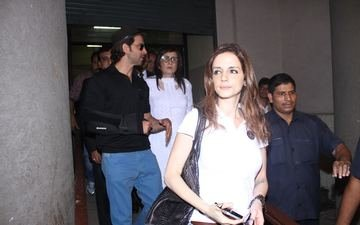 Hrithik And Sussanne, Officially Separated