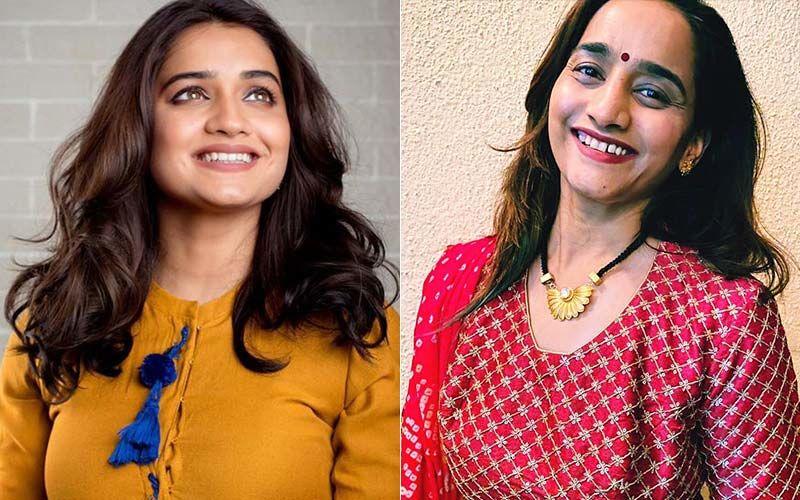 Hruta Durgule And Meghana Jadhav Presenting Something New Very Soon
