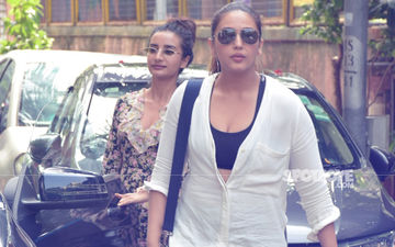 Engrossed In Goss: Did Huma Qureshi & Patralekhaa Forget Their Bags & Sunglasses Inside The Restaurant?
