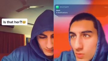 Sara Ali Khan's Brother Ibrahim Ali Khan's Girlfriend VS Mom Dilemma In This TikTok Video Will Make You ROFL