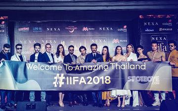 IIFA Rocks Press Conference: Karan Johar, Varun Dhawan, Shraddha Kapoor, Kartik Aaryan, Anil Kapoor Attend