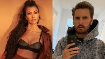 Kourtney Kardashian Promotes Ex-Hubby Scott Disick's Latest Venture; Is The Former Couple Officially Back Together?