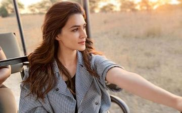Kriti Sanon To Play The Role Of An RJ, Busting  Medical Scams In Rahul Dholakia's Next