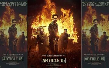 Article 15 Box Office Collection Day 13: Ayushmann Khurrana's film proudly earns Rs 50 crore