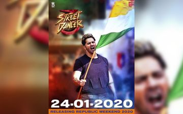 Street Dancer 3D: Varun Dhawan And Shraddha Kapoor Starrer Gets An International Twist
