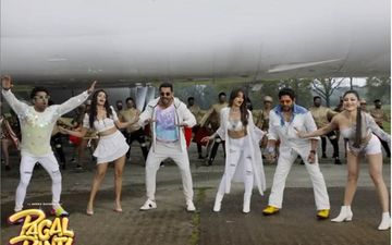Pagalpanti Song Thumka: John Abraham, Ileana D'Cruz And The Gang Show Us The Thumka 2 Point 0 Level; Song Out Tomorrow