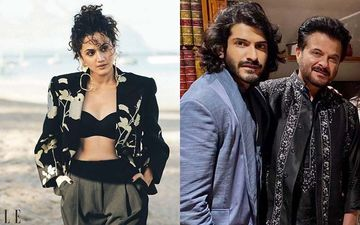 Taapsee On Harsh Varrdhan Kapoor: It Would've Been Difficult To Get A 2nd Film After His Debut If Not Anil Kapoor's Son