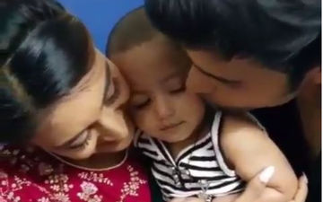Parth Samthaan And Erica Fernandes Playing With A Little Baby Will Warm Your Hearts - Video