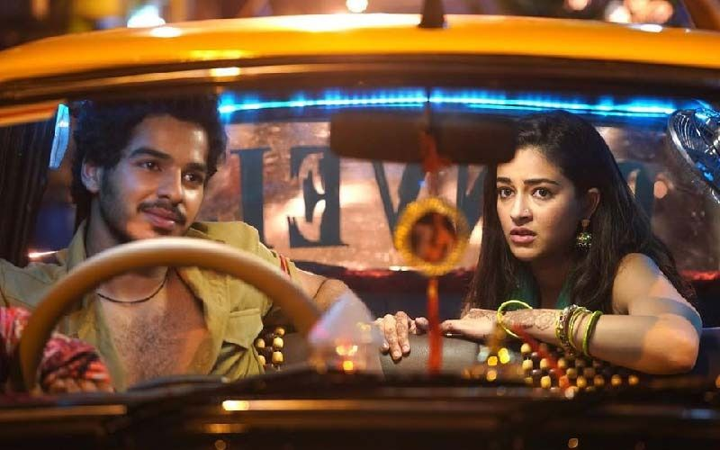 Khaali Peeli First Look: Ananya Panday Looks Concerned While Ishaan Khatter Plays Cool Cat Taxi Driver