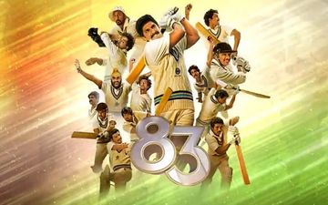 '83 First Look Reveal: Ranveer Singh And Squad Is All Set To Make Us Relive The Proud World Cup Victory Again