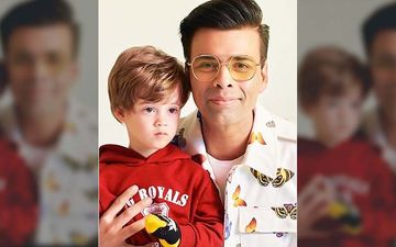 Coronavirus Scare: Karan Johar Trains His Son Yash Johar About The Fatal Virus; Here's How The Little One Is Planning To Fight It