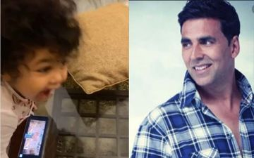 Akshay Kumar's Reply To His Li'l Fan Crooning Housefull 4's Bala Song Is The Cutest Things On The Internet