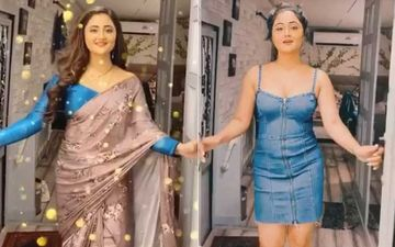Rashami Desai Transforms From Desi Girl To Hot Girl Like A Pro; Video Will Leave You Drooling Over The Bigg Boss 13 Girl