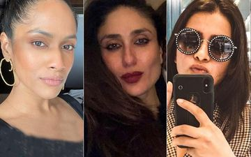 Mommy-To-Be Kareena Kapoor Khan's Picture Showing Off Her Sexy Legs Leaves Masaba Gupta And Tanvi Ghavri Totally Impressed