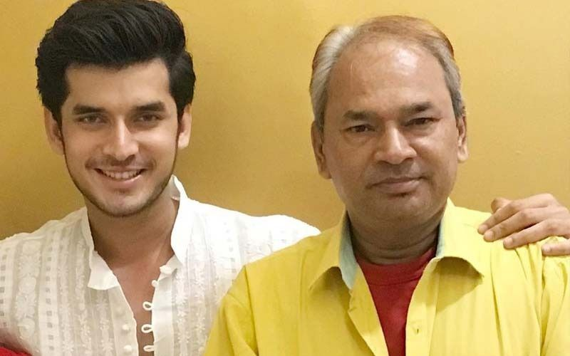 Anupamaa Actor Paras Kalnawat Pens A Heartfelt Note For His Father Who Passed Away Due To Heart Attack