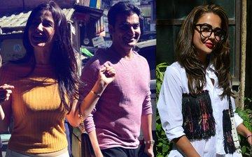 Arbaaz Khan & Girlfriend Alexandra Camelia Have Lunch With Amrita Arora, View Pics