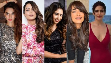 Instagram Style Queens Of The Week: Erica Fernandes, Hina Khan, Niti Taylor, Karishma Tanna And Surbhi Jyoti