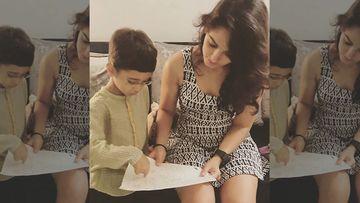 Aamir Khan's Daughter Ira Khan Pens An Endearing Wish On Half-Brother Azad Khan's Birthday – PICS