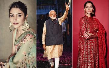Chandrayaan 2: See PM Narendra Modi's Heartwarming Response To Anushka Sharma, Shekhar Kapur, Sonam Kapoor's Tweets On ISRO