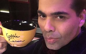 Karan Johar's Koffee Chat Show's Teaser Is Rather Steamy!
