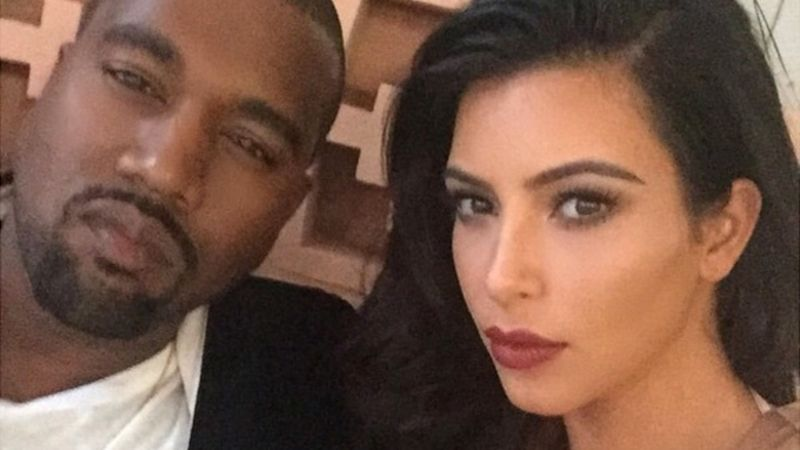 Kim Kardashian Recalls When She First Found Out Being Pregnant With North And Freaked Out; Here's How Kanye West Calmed Her Down - PIC