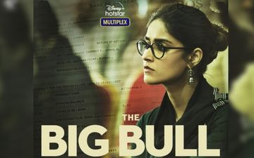 The Big Bull: Abhishek Bachchan Drops First Look Of Ileana D'Cruz And It Is Intriguing AF