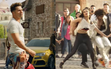 Street Dancer 3D Song Illegal Weapon: Varun Dhawan-Shraddha Kapoor's Energetic Moves Are Beyond Killer