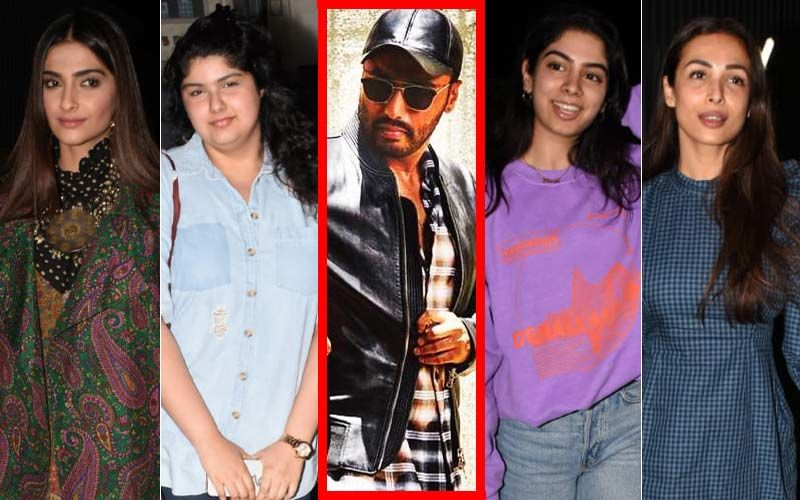 Kapoor Hi Kapoor: When Arjun's Most Wanted List Read- Khushi Kapoor, Sonam Kapoor, Anshula Kapoor And Soon-To-Be Kapoor, Malaika!
