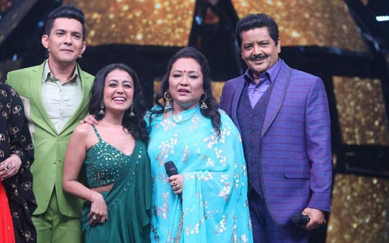 Indian Idol 11 Udit Narayan Asks Neha Kakkar To Marry His Son Aditya Narayan Wedding Bells Ringing