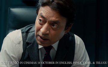 Inferno Gets An India-Exclusive Trailer