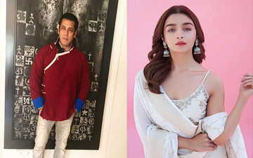 Inshallah: The Theatrical Rights Of This Salman Khan And Alia Bhatt Film Sold For A Massive 190 Crore?
