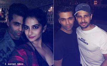 Inside Pics: Sonam, Varun, Sidharth, Karan, Rhea Party All Night