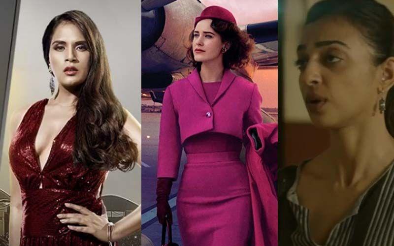 International Women's Day 2020: Richa Chadha, Radhika Apte, Rachel Brosnahan; Ladies Who Rule The Web