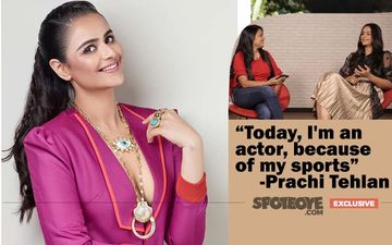 Prachi Tehlan On Shifting Gears From Sports To Acting, Her South Debut Opposite Mammootty, Social Media Trolling And Bollywood Aspirations - EXCLUSIVE